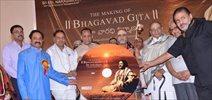 Bhagavadgita foundation 'The making of Bhagavadgita dvd launch' stills
