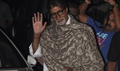 Amitabh Bachchan Watches Bhootnath Returns