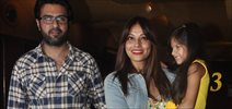 Bipasha & Harman Watch Creature 3D With Family