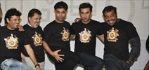 Bombay Velvet wrap up bash and release date announcement