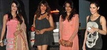 Celebs Snapped At A Diwali Bash In Bandra
