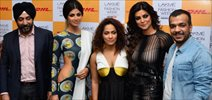 Sushmita Sen And Shilpa Shetty At Lakme Fashion Week Winterfestive 2014