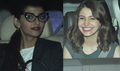 Celebs snapped At PK Screening At Yashraj Studio