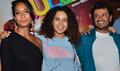 Kangana Ranaut At Queen Movie Screening