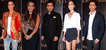 Varun, Gauri Khan, Neha Dhupia, Lisa And Other At Karan Johars Vero Moda Red Carpet