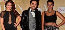 Ayushmann, Neha & Huma Judge Femina Style Diva Contest