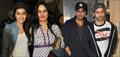 Varun Dhawan, Arjun Kapoor and Shraddha Kapoor watch 'Bang Bang'