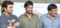 Chiru and Ram Charan launch Basanthi song