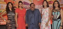 Sophie, Gauhar, Aarti And Daisy At Country Club New Year Bash Media Meet
