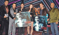 Darr At Mall Music Launch On The Sets Of Boogie Woogie