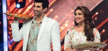 Promotion Of 'Daawat-e-Ishq' On Jhalak Dikhhla Jaa