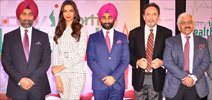 Deepika Padukone Launches NDTV And Fortis Health Care For You Campaign