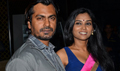 Nawazuddin And Usha Jadhav at Dhag Premiere