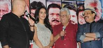Media meet of Mallika Sherawat's Dirty Politics