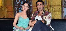 Akshay And Tamannaah On EKLKBK For Its Entertainment Promotions
