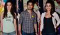 Ek Villian Screening By Sidharth Malhotra