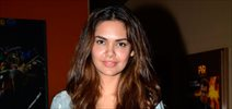 Esha Gupta Snapped At PVR ECX