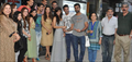 Esha Gupta Holds A Special Screening Of 'Hamshakals' For Her Family And Friends