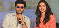 Arjun And Deepika At Finding Fanny Song Launch