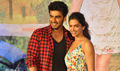 Arjun Kapoor & Deepika launch Fanny Re song from 'Finding Fanny'