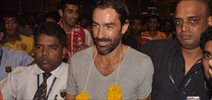 French Soccer legend Robert Pires in india