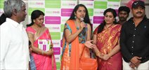 Suhasini Manirathnam At Green Trends Parlour Launch