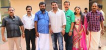 Garbhasreeman Movie Pooja