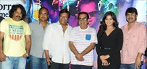Geethanjali introduces Saithan Raj to audience