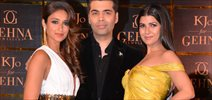 Gehna Jewellers unveil the 'KJO For Gehna' line by Karan Johar