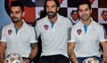 Varun Dhawan, Pires & Zico Unveil Goa FC Look For ISL