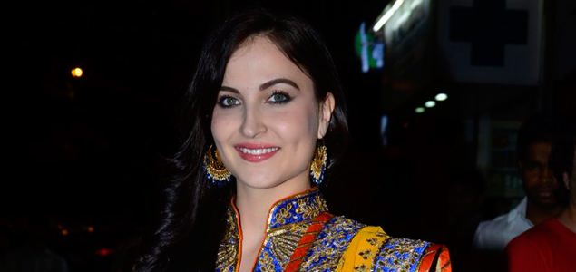 Elli Avram at Launch of store Grand Trunk Show