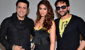 Saif, Ileana & Govinda Talk About Happy Ending