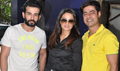 Surveen, Jay & Sushant Promote Hate Story 2 On Oye Radio