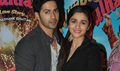 Varun And Alia Promoting 'Humpty Sharma Ki Dulhania' At Filmcity