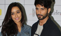 Shahid And Shraddha At Haider Music Launch