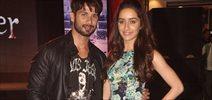Shahid & Shraddha Unveil Haider Song With Flash Mob