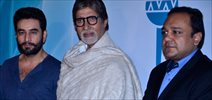 Big B Launches Shekhar's Hanuman Chalisa Album