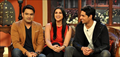 Promotion of 'Hasee Toh Phasee' on Comedy Nights with Kapil