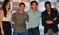Heropanti Launch With Aamir Khan