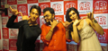 Promotion of the movie 'Heropanti ' at 93.