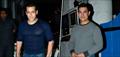Salman Khan & Aamir Khan at 'Heropanti' Success Bash