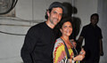 Hrithik watches Haider with Mother
