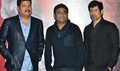 Shankar, Vikram & AR Rahman Unveil I Movie First Look To Media