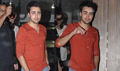 Imran Khan Snapped In Bandra