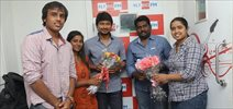 Idhu Kathirvelan Kadhal Movie Team at BIG FM Stills