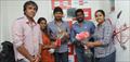 Idhu Kathirvelan Kadhal Movie Team at BIG FM Stills