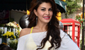 Jacqueline Fernandez Snapped On The Sets Of ROY