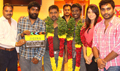 Jigna Movie Pooja