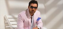 John Abraham Shoots For Grasim Collection