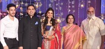 Raghavendra Rao's son Engagement photos